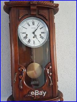 0099 German Gastor Westminster chime wall clock