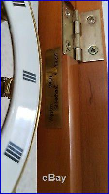 0151- Rare Kieninger German triple chime Westminster, St. Michael, Whittington