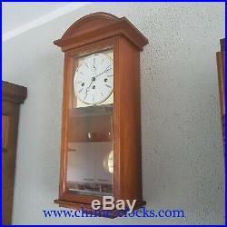 0238-Kieninger German triple chime Westminster, St. Michael, Whittington clock