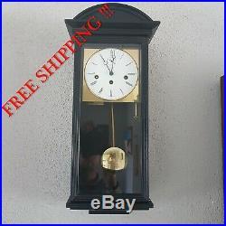 0239-Kieninger German triple chime Westminster, St. Michael, Whittington clock