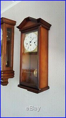 0313-Kieninger German triple chime Westminster, St. Michael, Whittington clock