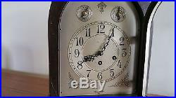 1920s SETH THOMAS No. 72 113 A Westminster Chime Beehive Cathedral Mantel Clock
