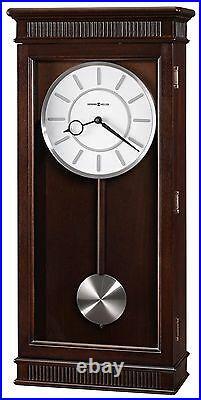 625-471 Kristyn Howard Miller Wall Clock With Harmonic Triple Chimes 625471
