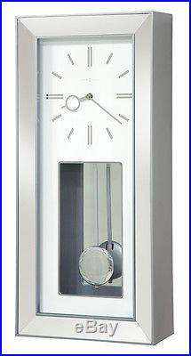 625-614 Chaz New Howard Miller Wall Clock With Westminster. Chimes 625614
