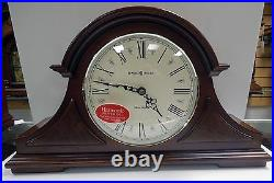 635-107 Howard Miller Mantel Clock Triple Chime, Free Batteries 635107