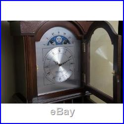 72 in. Espresso Grandfather Clock