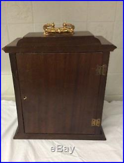 A Lovely Franz Hermle Westminster Chimes Made In West Germany Mantle Clock