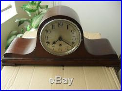A large Kienzle Mantle clock with Westminster chime