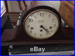 ANTIQUE SETH THOMAS WESTMINSTER CHIME MANTEL CLOCK, nice Condition
