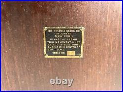 Ansonia Sonia No. 1 Mantel Shelf Clock Westminster Chime Runs