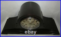 Antique Ansonia Sonia No. 1 Quarter Hour Westminster Chime Clock 8-Day