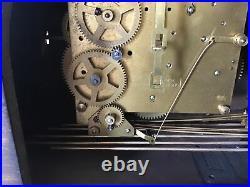 Antique Art Deco Westminster Chime Mantle Clock German Good Working Order