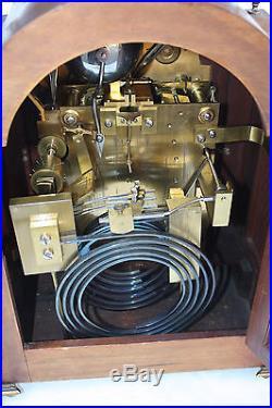 Antique Bracket Clock Eight Bells / Westminster Chimes by Maple & Co. Ltd London