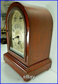 Antique German Keinzle Westminster Chime Mantel Clock