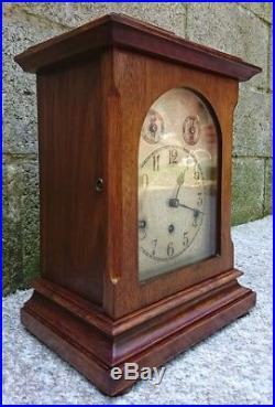 Antique German Kienzle Westminster Chiming Mantle Clock