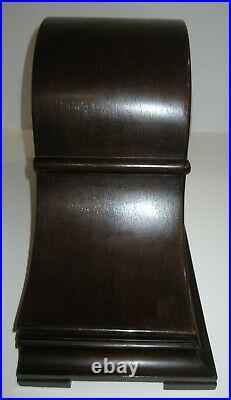 Antique Gustav Becker P14 Quarter Hour Westminster Chime Clock 8-Day, Key-wind