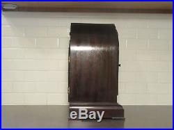 Antique Herschede 1915 No. 10 Grand Prize Mantle Clock with Westminster Chimes