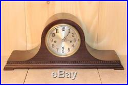 Antique Herschede Westminster Chime Clock
