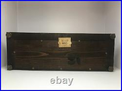 Antique Junghans Germany Mantle Clock Westminster Trinity Chime Celebrate 2 Jewl