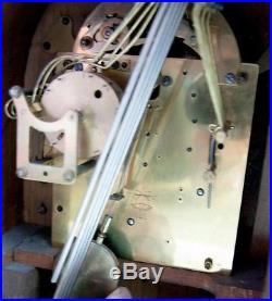 Antique Junghans Westminster Quarter Chimes Clock