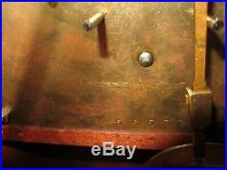 Antique Kienzle Quarter Hour Westminster Chime Bracket Clock, 8-day, key-wind