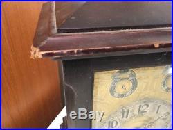 Antique Kienzle Westminster Chime Bracket Clock Parts Project