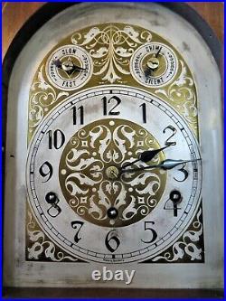 Antique Kienzle Westminster Chime Mantle Clock