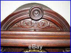Antique Large 1890's to 1900's German Kienzle Westminster Chime Bracket Clock