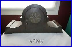 Antique New Haven Shelf Clock with Westminster Chimes