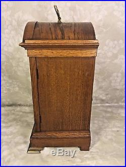 Antique Phillip Haas & Son Bracket Clock Unique and Rare Westminster Chimes Runs