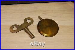 Antique SETH THOMAS WESTMINSTER CHIME MANTEL CLOCK