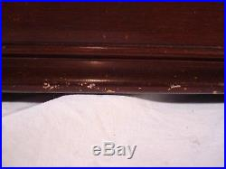 Antique Sessions Westminster Silent Chime Mantle Clock