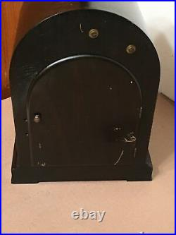 Antique Seth Thomas 113A Arch Top Westminster Chime Bracket Clock