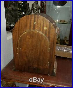 Antique Seth Thomas #73 Westminster Chime 113a Mantle Shelf Clock