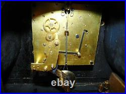 Antique Seth Thomas 8-day Westminster Chime Clock For Part Or Repair