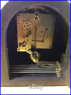 Antique Seth Thomas No. 124 Westminster Chimes 8 Day Mantle Clock Working