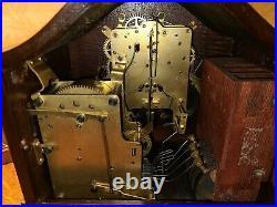 Antique Seth Thomas Sonora Chime Clock No. 55 Beautiful working 4 Bells