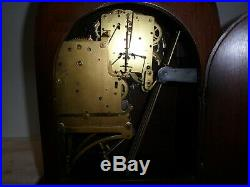 Antique Seth Thomas Sonora Mantle Clock, Westminster Chimes, WORKS