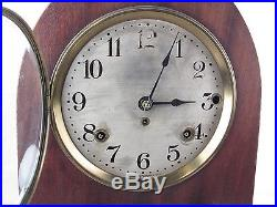 Antique Seth Thomas Westminster 4 Bell Sonora Chime Clock