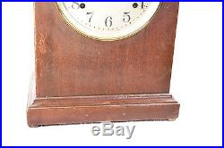 Antique Seth Thomas Westminster 4 Tuned Bells Sonora Chime Clock