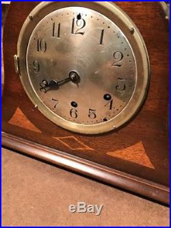 Antique Seth Thomas Westminster Chime 124 movement clock