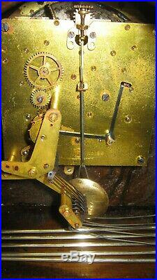 Antique Seth Thomas Westminster Chime Mantle Clock