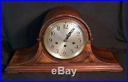 Antique Seth Thomas Westminster Chime Mantle Clock 74 w 113 Movement WORKS A++