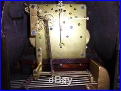 Antique Seth Thomas Westminster Chime Mantle Clock-Chime # 74, 113 Movement