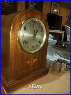 Antique Seth Thomas Westminster Sonora Chime Mantle Clock