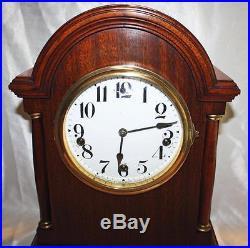 Antique Waterbury No. 500 Westminster Chime Clock No. 500 ca. 1917 EX+++
