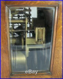 Antique Winterhalder & Hoffmeir Triple Chain-Fusee Westminster Chime