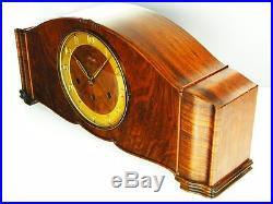 Beautiful Art Deco Kienzle Westminster Chiming Mantel Clock