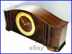 Beautiful Art Deco Westminster Kienzle Chiming Mantel Clock