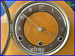 Beautiful Bentima/Perivale (1936-40) Westminster Chiming Mantle Clock, Fully res